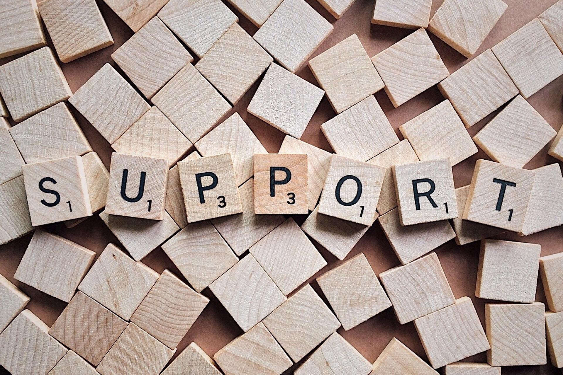 オンライン学習のサポート体制