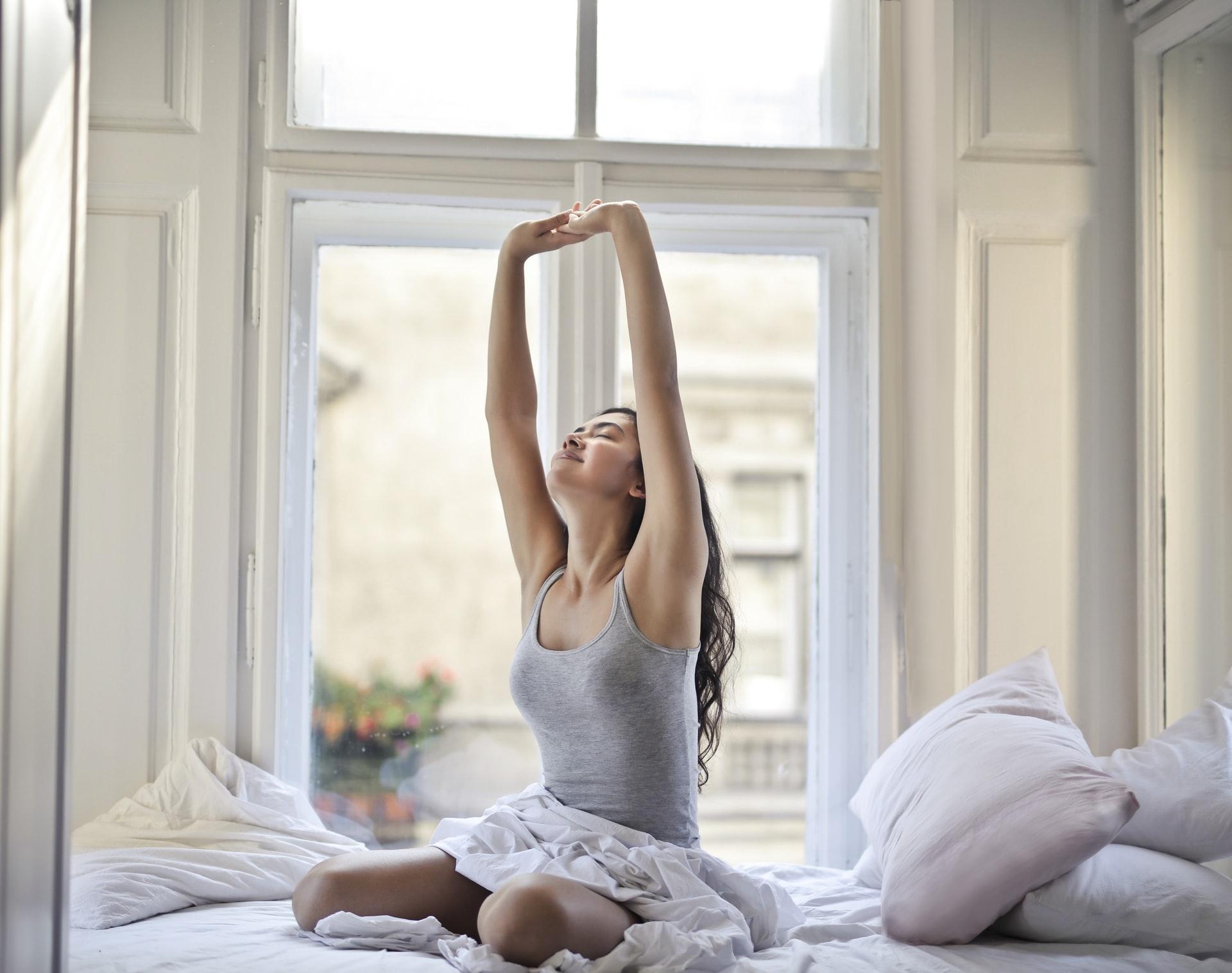 「眠れない・眠りが浅い」 睡眠不足のおすすめ解消法3つ