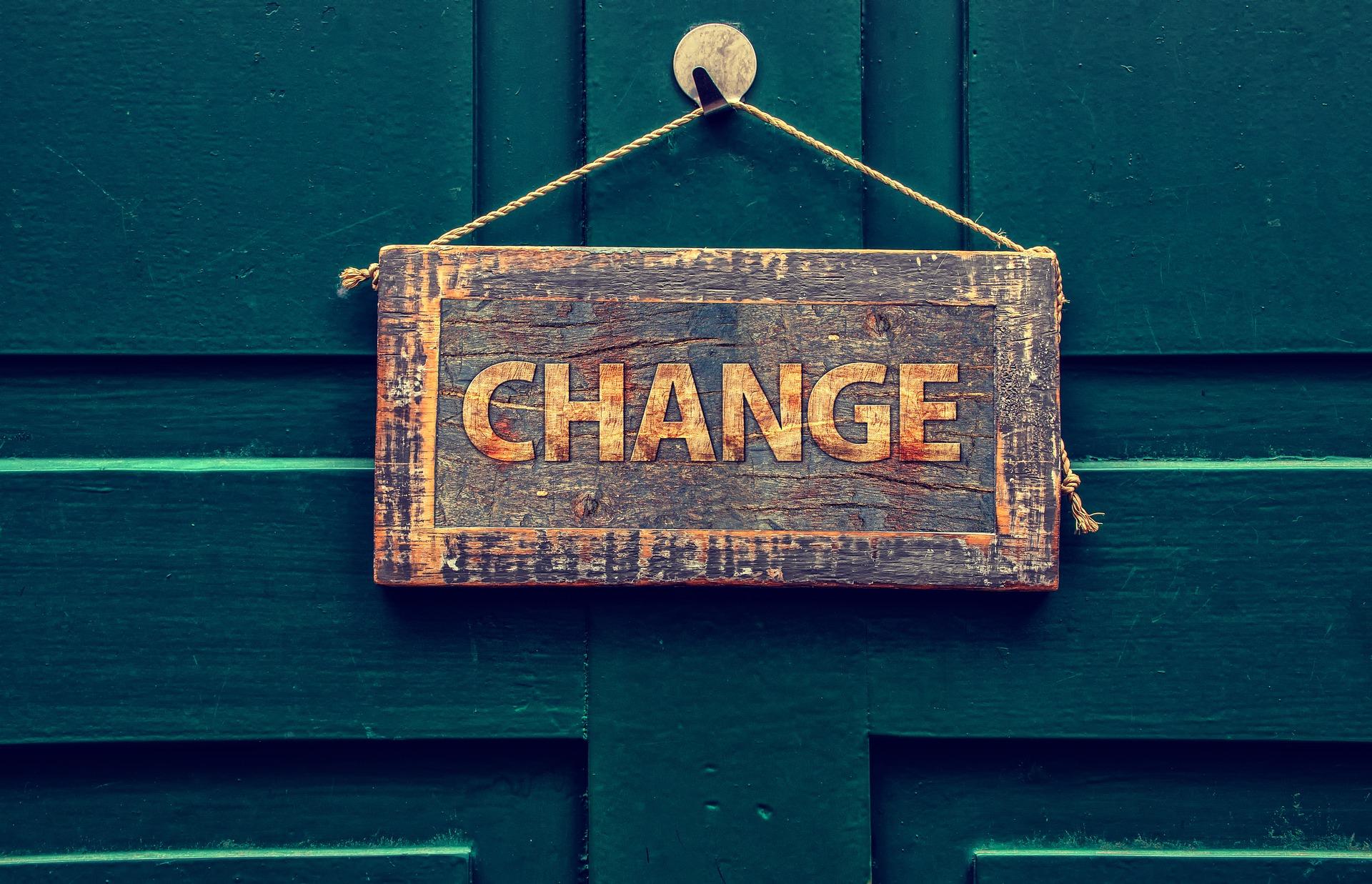 「性格」を変えるのではなく、「行動」を変える