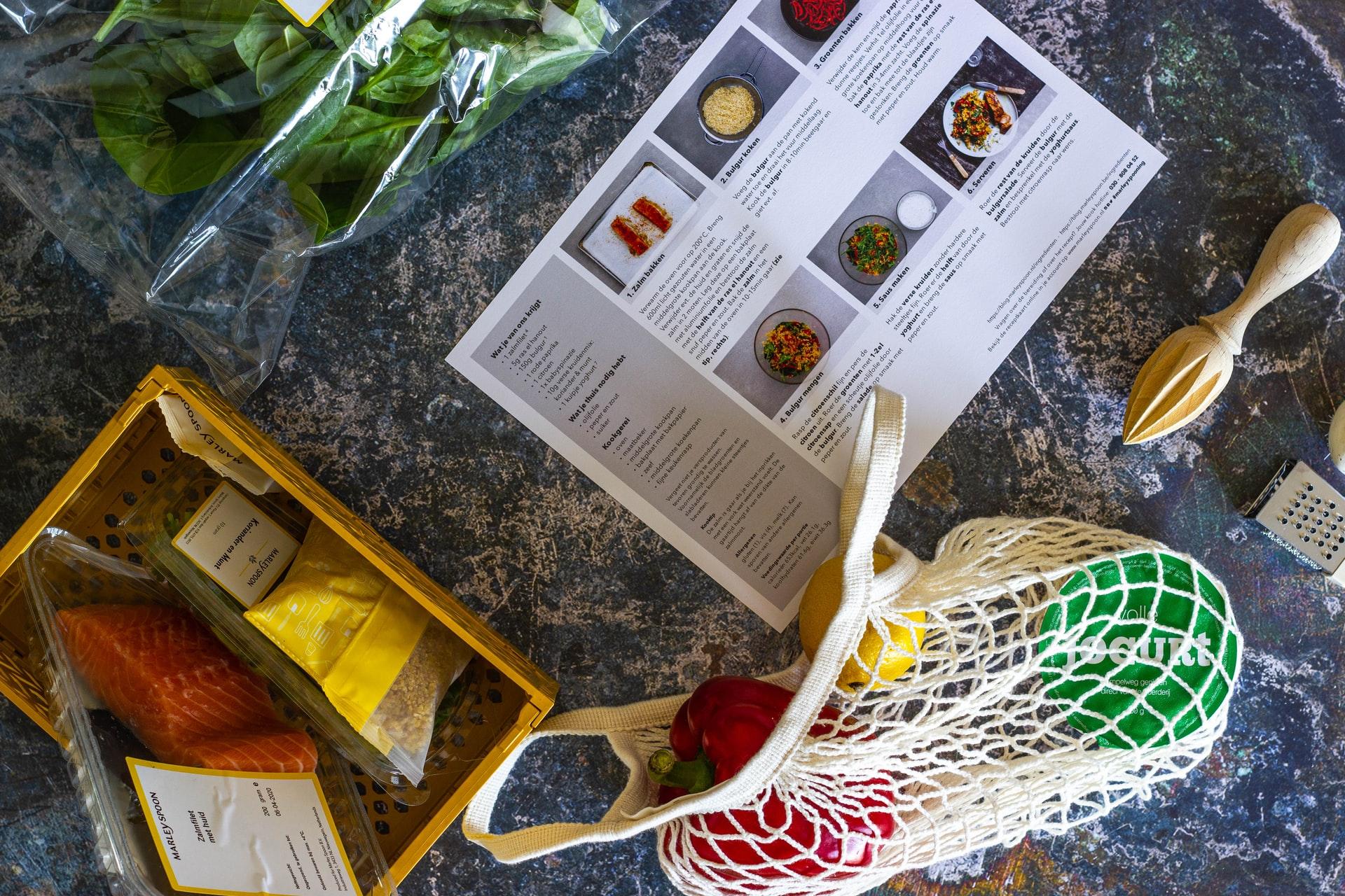 毎日の料理ストレスから開放してくれるお!すすめ食材宅配サービス3選!