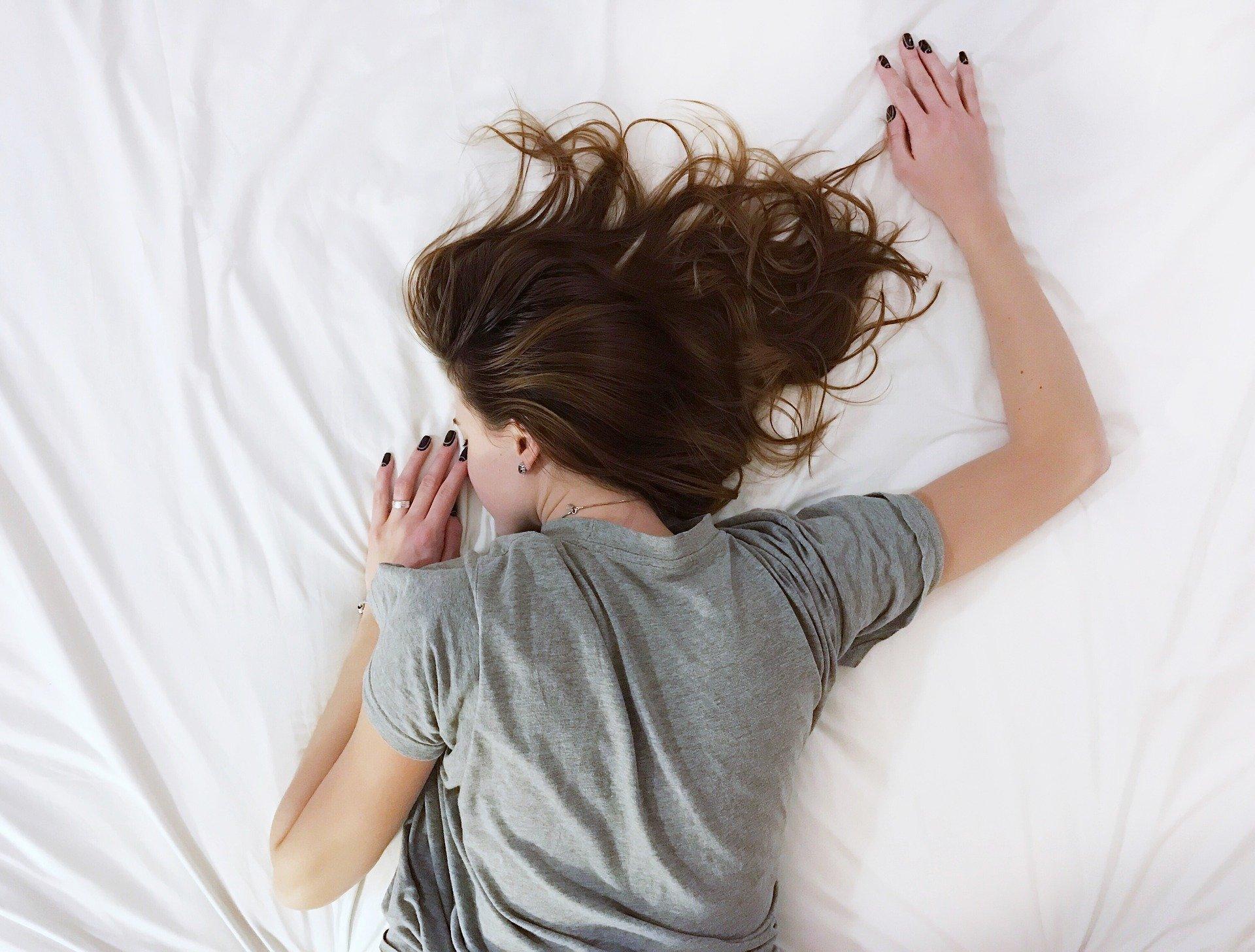 スッキリ目覚めることが出来ない理由