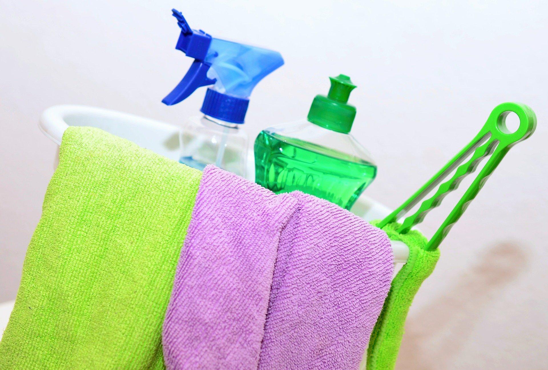 さいごに: 要所要所にマイクロファイバークロスをおいて、ササッと掃除を習慣化しちゃいましょうっ!